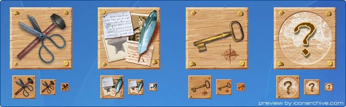 free wood icons