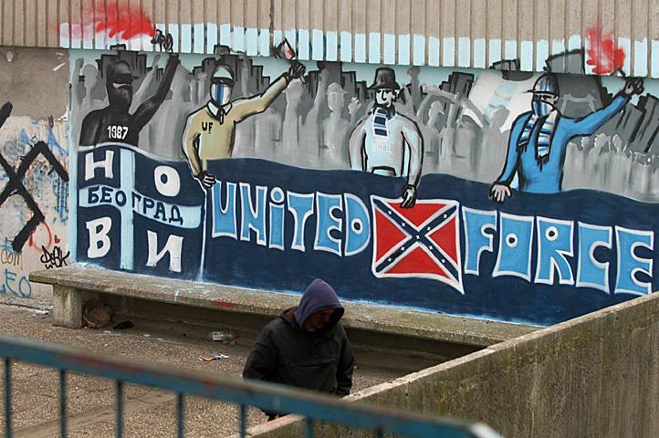 Grafiti Belgrad