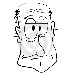 http://www.dreamstime.com/stock-image-cartoon-caricature-of-old-man